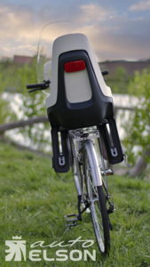 zadní detska cyklo sedacka bobike odrazka